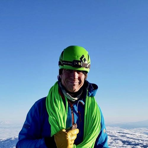 Smith Rock Climbing School guide Phil Bowker
