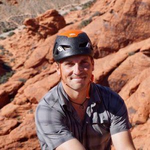 Smith rock guide Lucas Novak