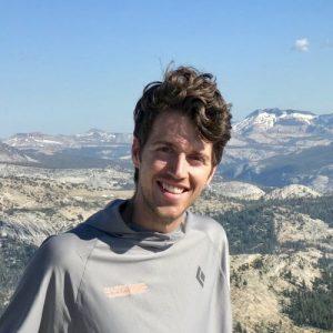 Smith Rock Climbing School guide Miles Britton